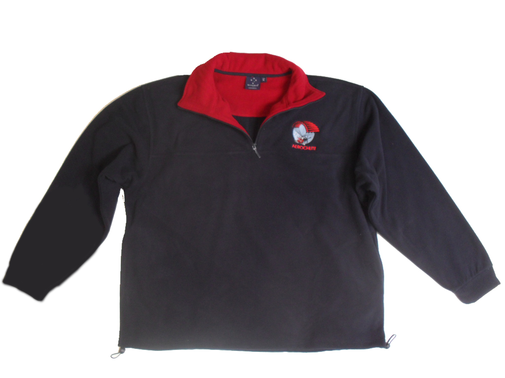 Aerochute Fleece Jumper (Red Lining) Image