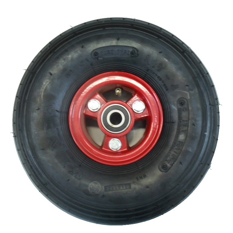 Front Wheel with bearings Image