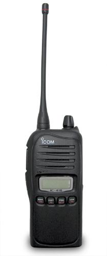 Radio iCom 41S Image